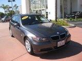 2008 Sparkling Graphite Metallic BMW 3 Series 328i Wagon #37224973