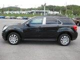 2010 Black Granite Metallic Chevrolet Equinox LT AWD #37224983