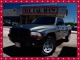 2003 Graphite Metallic Dodge Dakota Sport Club Cab 4x4 #37225191