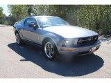 2006 Tungsten Grey Metallic Ford Mustang V6 Deluxe Coupe #37225016