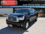 2010 Black Toyota Tundra Limited CrewMax 4x4 #37225023