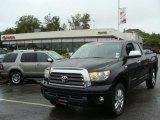 2008 Black Toyota Tundra Limited Double Cab 4x4 #37225228