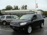 2010 Black Toyota Highlander Hybrid Limited 4WD #37225230