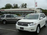 2010 Blizzard White Pearl Toyota Highlander Hybrid Limited 4WD #37225231