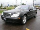 2004 Black Mercedes-Benz S 500 4Matic Sedan #37225781