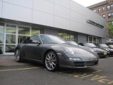 2008 Meteor Grey Metallic Porsche 911 Carrera 4S Coupe #37282787