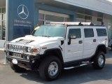 2006 White Hummer H2 SUV #37283004