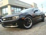 2010 Black Chevrolet Camaro LS Coupe #37282486