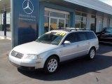 2003 Reflex Silver Metallic Volkswagen Passat GLX Wagon #37283017