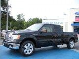 2010 Tuxedo Black Ford F150 Lariat SuperCrew #37282534