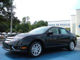 2011 Tuxedo Black Metallic Ford Fusion SEL V6 #37282544