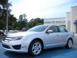 2011 Ingot Silver Metallic Ford Fusion SE #37282551