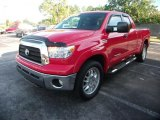 2008 Radiant Red Toyota Tundra SR5 Double Cab #37282718