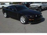 2007 Black Ford Mustang Saleen H281 Heritage Edition Coupe #37322490