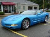 1998 Chevrolet Corvette Nassau Blue Metallic
