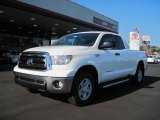 2011 Super White Toyota Tundra Double Cab 4x4 #37322130