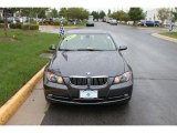2007 Sparkling Graphite Metallic BMW 3 Series 335xi Sedan #37321411