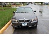 2007 Sparkling Graphite Metallic BMW 3 Series 335xi Sedan #37321412