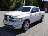 2011 Bright White Dodge Ram 1500 Big Horn Crew Cab #37322515