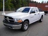 2011 Bright White Dodge Ram 1500 ST Quad Cab #37322517
