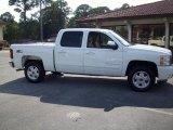 2011 Summit White Chevrolet Silverado 1500 LTZ Crew Cab 4x4 #37322179