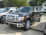 2010 Tuxedo Black Ford F150 FX4 SuperCrew 4x4 #37322534
