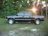 2004 Black Chevrolet Silverado 1500 Z71 Crew Cab 4x4 #37322192