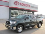 2008 Timberland Green Mica Toyota Tundra SR5 TRD Double Cab 4x4 #37321808