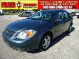 2007 Blue Granite Metallic Chevrolet Cobalt LT Sedan #37322545