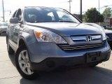 2008 Glacier Blue Metallic Honda CR-V EX-L 4WD #37322609