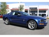 2006 Vista Blue Metallic Ford Mustang V6 Premium Coupe #37321473