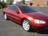 2001 Chrysler Sebring Ruby Red Pearlcoat