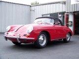 1962 Porsche 356 Red
