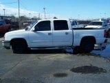 2005 Summit White Chevrolet Silverado 1500 LS Crew Cab #3734658