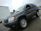 2002 Graphite Metallic Jeep Grand Cherokee Limited 4x4 #37321526