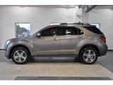2010 Mocha Steel Metallic Chevrolet Equinox LTZ #37321956