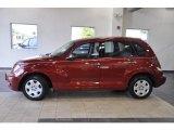 2007 Inferno Red Crystal Pearl Chrysler PT Cruiser  #37321958