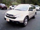 2008 Borrego Beige Metallic Honda CR-V LX #37321547