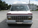 Ford E Series Van 1991 Data, Info and Specs