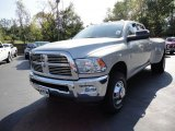 Light Graystone Pearl Dodge Ram 3500 in 2010