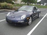 2005 Porsche 911 Lapis Blue Metallic
