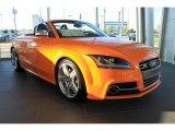 2011 Audi TT S 2.0T quattro Roadster