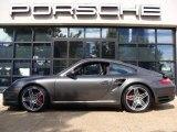 2007 Slate Grey Metallic Porsche 911 Turbo Coupe #37322858