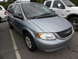 2003 Butane Blue Pearl Chrysler Town & Country LX #37322007