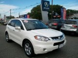 2008 White Diamond Pearl Acura RDX  #37321631