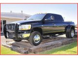 2006 Dodge Ram 3500 SLT Mega Cab 4x4 Dually Data, Info and Specs