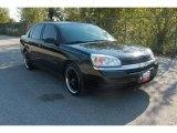 2005 Black Chevrolet Malibu Sedan #37321666