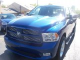 2011 Deep Water Blue Pearl Dodge Ram 1500 Sport Quad Cab 4x4 #37423617