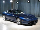 Ferrari 550 Maranello 1999 Data, Info and Specs