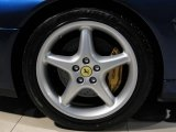 Ferrari 550 Maranello Wheels and Tires